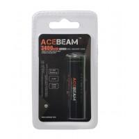 Аккумулятор Acebeam ARC18650NP-340A на 3400 mah