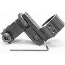 Регулируемое универсальное крепление для фонаря на оружие М11