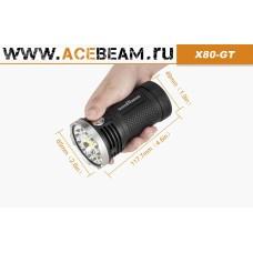 Acebeam X80-GT