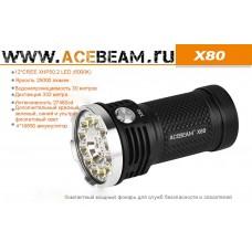 Acebeam X80-CRI
